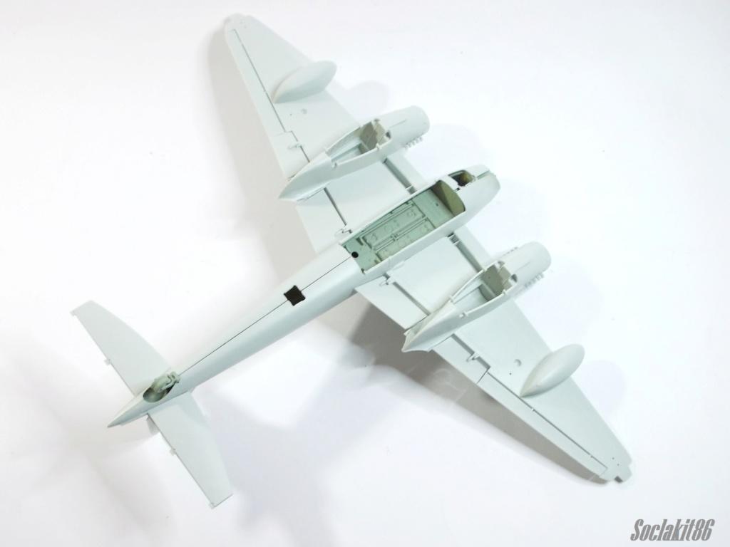 De Havilland  DH-98 Mosquito B mark IV (Revell 04555 au 1/48 ) M1918