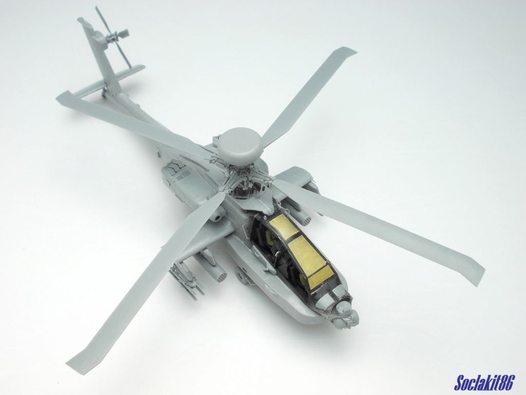 AH-64D Apache Longbow ( Hasegawa 1/48 ) M1920