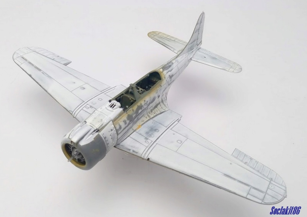 "Douglas SBD-1 Dauntless (Accurate Miniature 1/48) ""The US Marines Corps Golden Wings"" - Page 2 M1925"