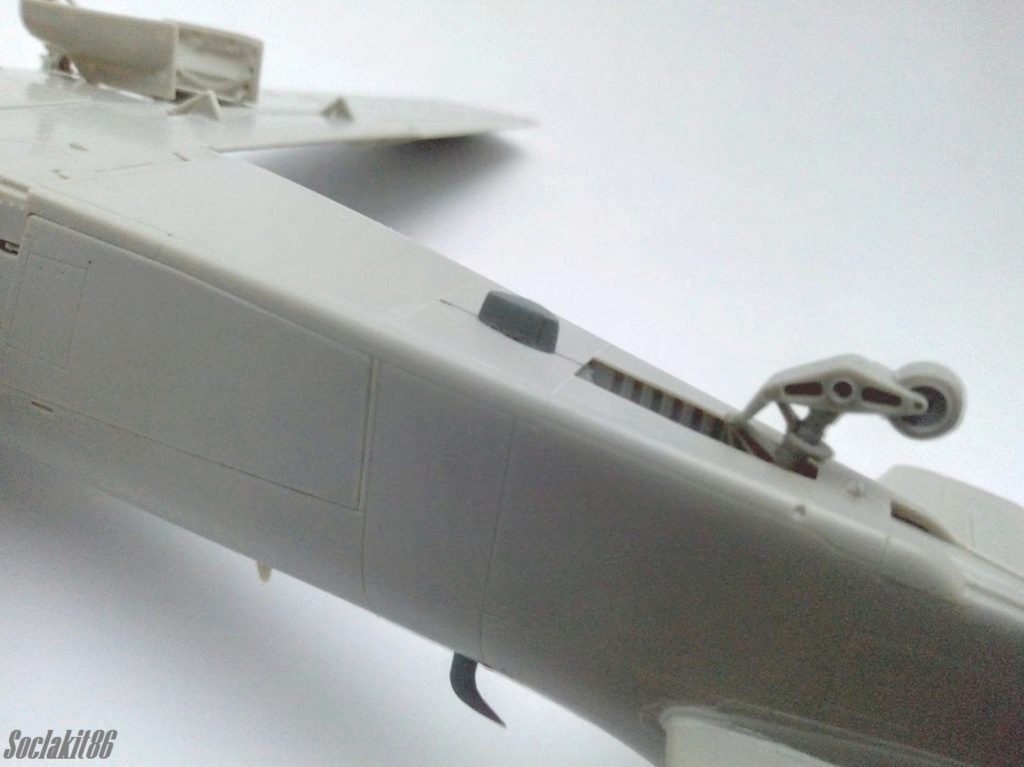 AD-4 Skyraider n°123895 /SFERMA 110 de l'EC 3/20  (Tamiya 1/48) M1933