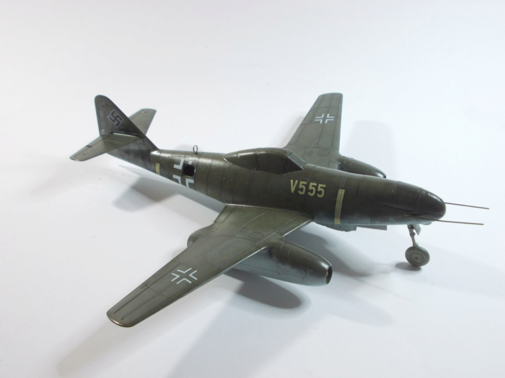 Me 262 A-2a/U2 au 1/48 ( Dragon 5529 versus Hobby Boss 80377 ) - Page 3 M2013