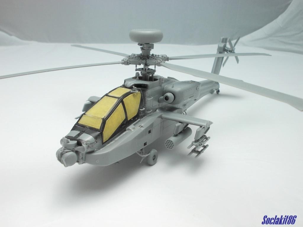 AH-64D Apache Longbow ( Hasegawa 1/48 ) M2019