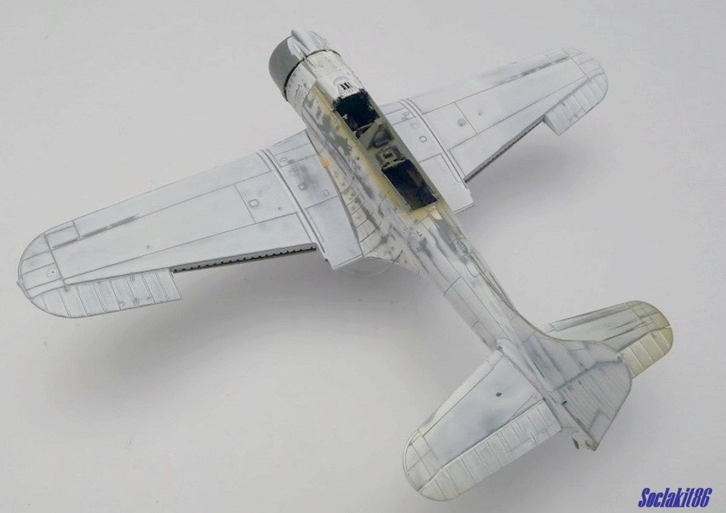 "Douglas SBD-1 Dauntless (Accurate Miniature 1/48) ""The US Marines Corps Golden Wings"" - Page 2 M2024"