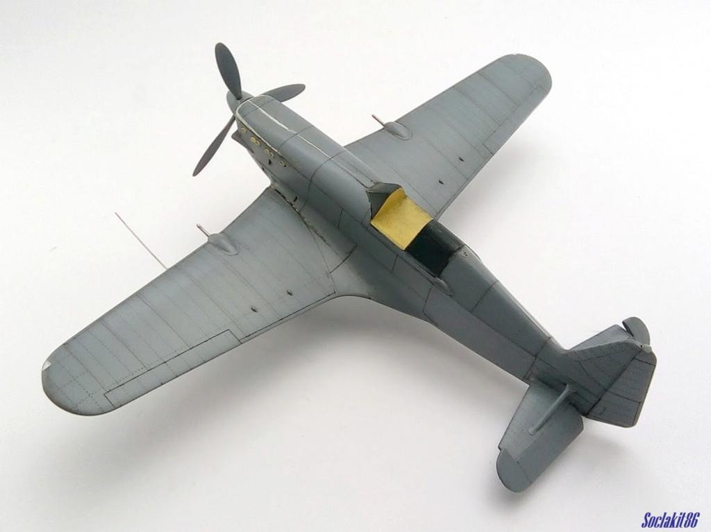 Morane Saulnier MS 406 (Azur /AB Toys 1/32) + décals Kagero Top Colors 17 M2047