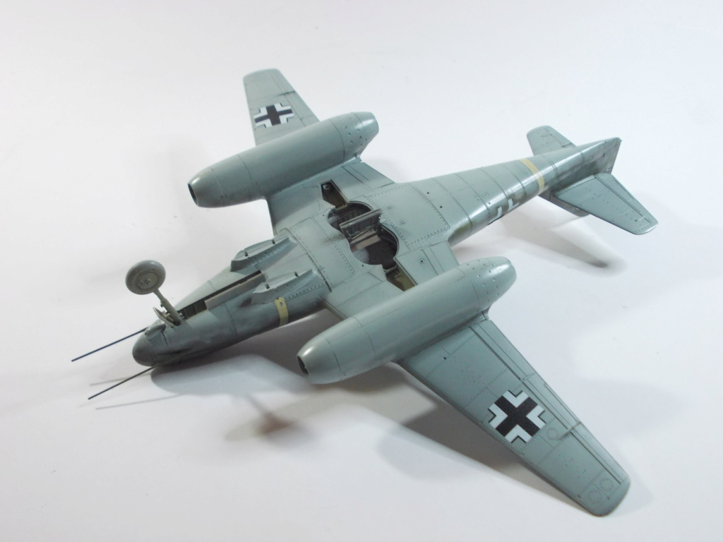 Me 262 A-2a/U2 au 1/48 ( Dragon 5529 versus Hobby Boss 80377 ) - Page 3 M2114