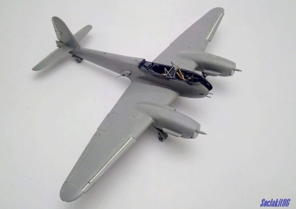 Me 410 B-2 / U-2 / R-4 Hornisse (Revell 04533 1/48) M2125