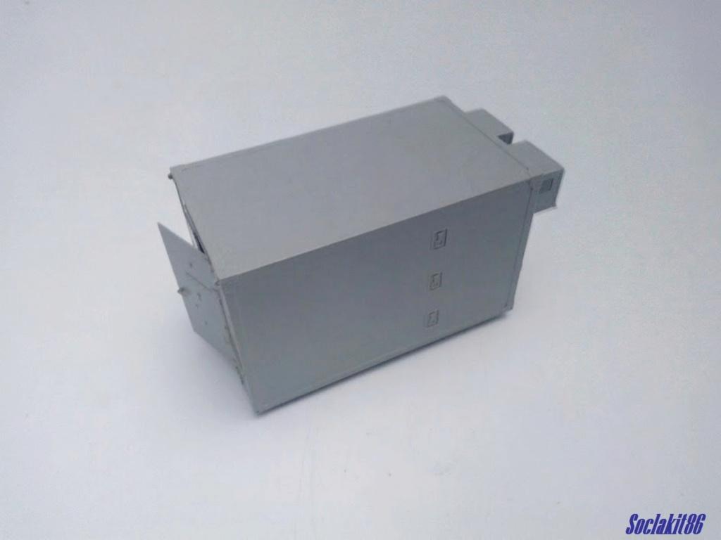 Mine Resistant Ambush Protect  6 x 6 Cougar (Meng 1/35)  - Page 2 M2226