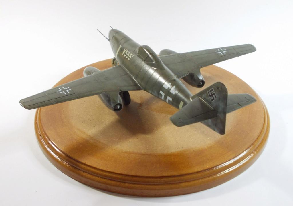 Me 262 A-2a/U2 au 1/48 ( Dragon 5529 versus Hobby Boss 80377 ) - Page 5 M2313
