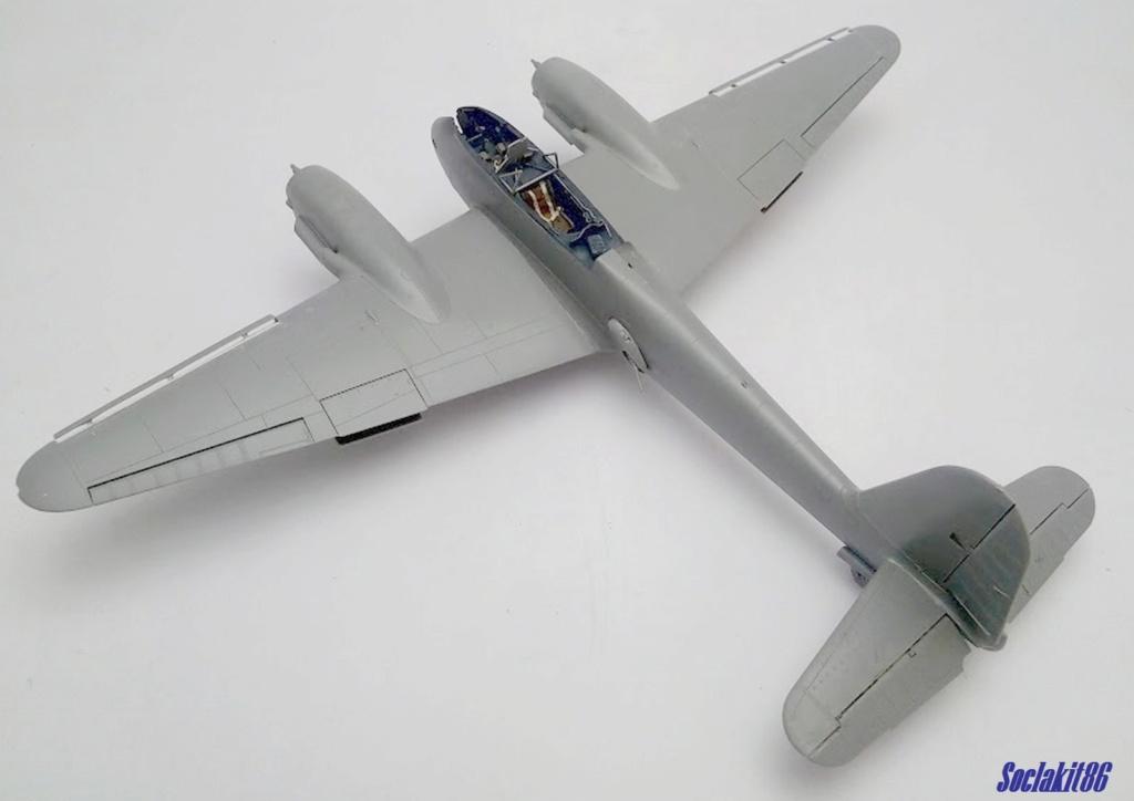 Me 410 B-2 / U-2 / R-4 Hornisse (Revell 04533 1/48) M2321