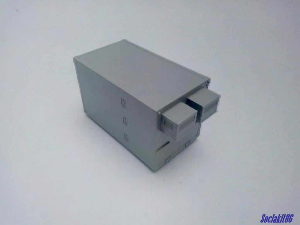 Mine Resistant Ambush Protect  6 x 6 Cougar (Meng 1/35)  - Page 2 M2324