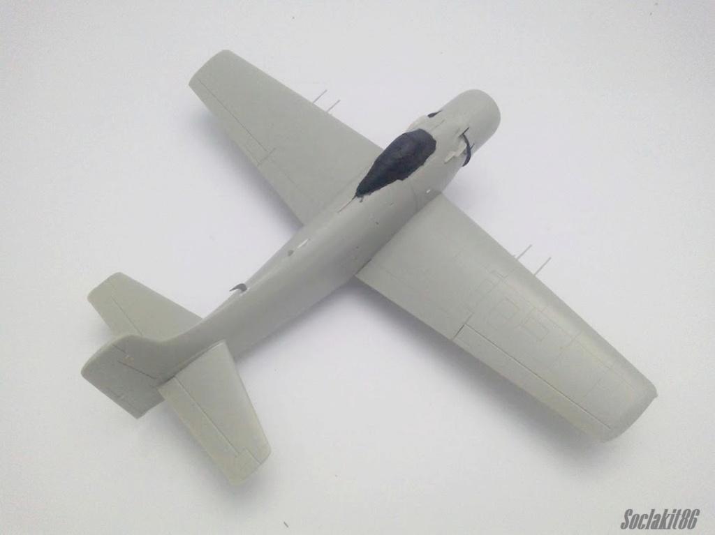 AD-4 Skyraider n°123895 /SFERMA 110 de l'EC 3/20  (Tamiya 1/48) M2325
