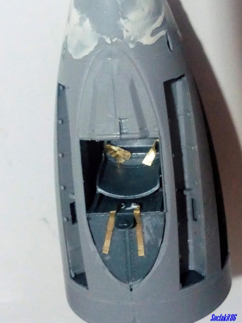 Sud Ouest 1664 Hélijet P-01 (Mini Art 1/35 réf 40009)  - Page 2 M2332