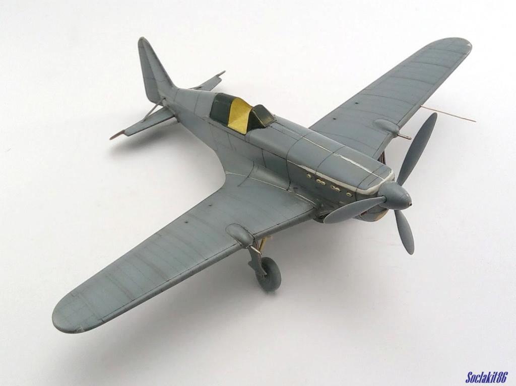 Morane Saulnier MS 406 (Azur /AB Toys 1/32) + décals Kagero Top Colors 17 M2340