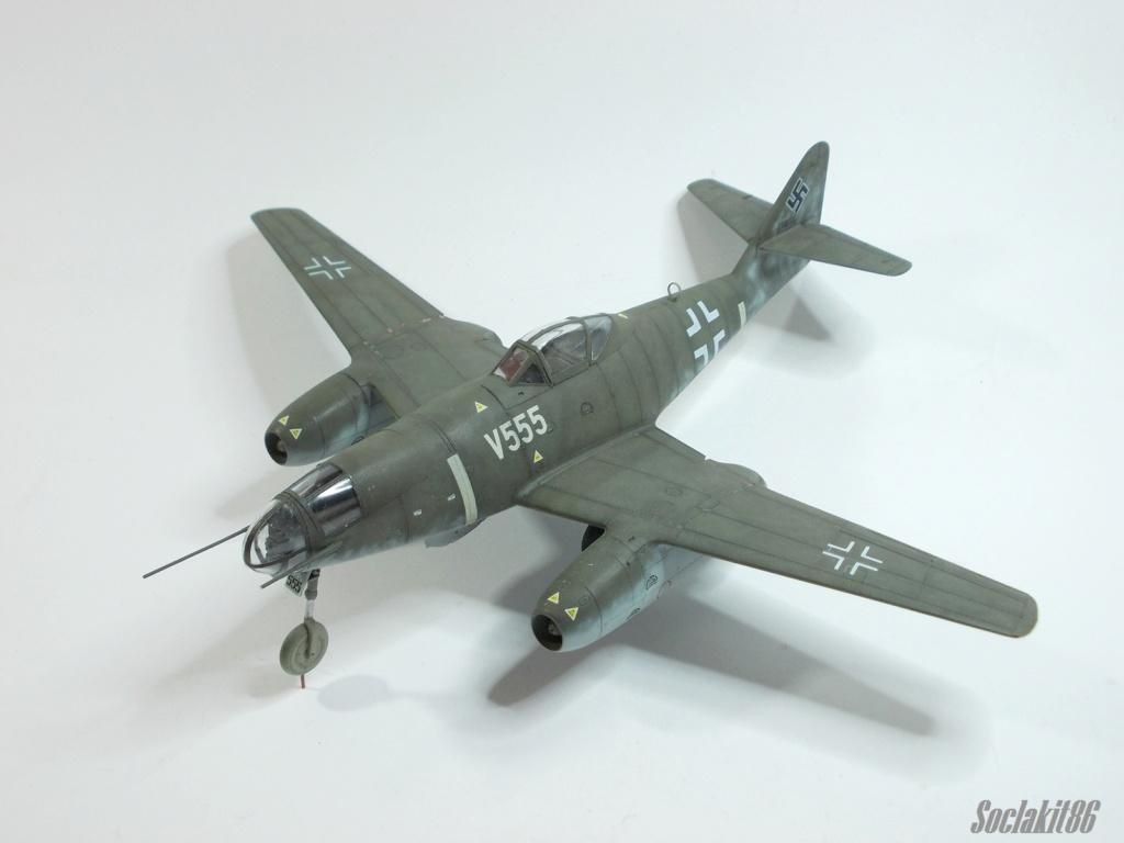 Me 262 A-2a/U2 au 1/48 ( Dragon 5529 versus Hobby Boss 80377 ) - Page 5 M2415