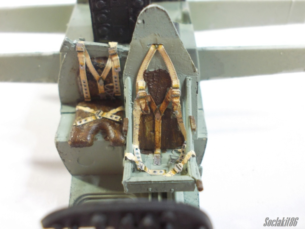 De Havilland  DH-98 Mosquito B mark IV (Revell 04555 au 1/48 ) M2416