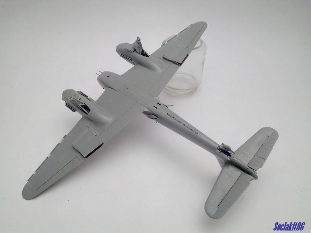 Me 410 B-2 / U-2 / R-4 Hornisse (Revell 04533 1/48) M2421