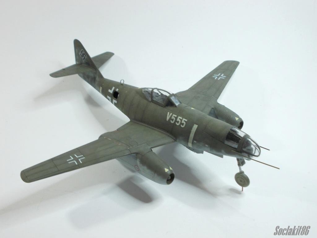 Me 262 A-2a/U2 au 1/48 ( Dragon 5529 versus Hobby Boss 80377 ) - Page 5 M2515