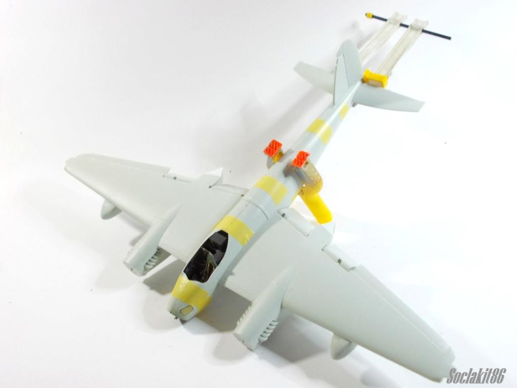 De Havilland  DH-98 Mosquito B mark IV (Revell 04555 au 1/48 ) M2516