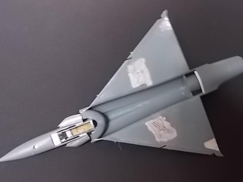 Mirage III C ( Eduard Profipack  8101) M2610