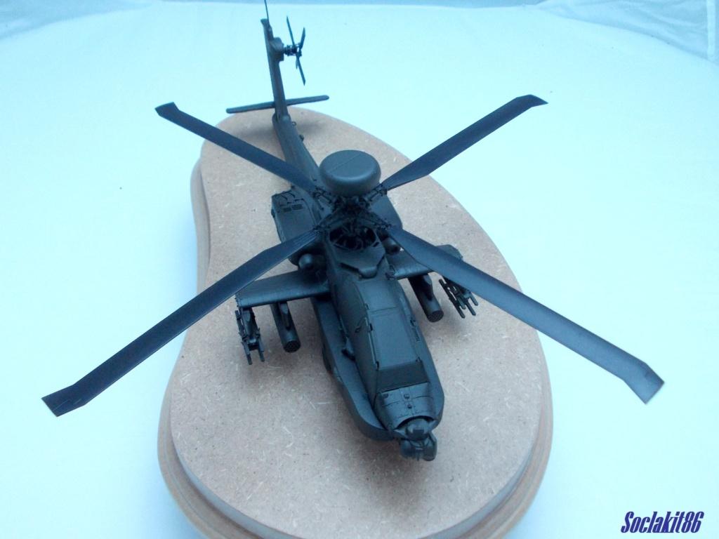 AH-64D Apache Longbow ( Hasegawa 1/48 ) M2715