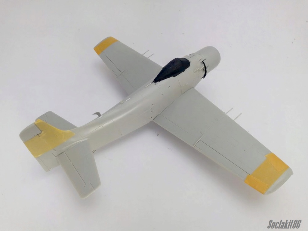 AD-4 Skyraider n°123895 /SFERMA 110 de l'EC 3/20  (Tamiya 1/48) - Page 2 M2825