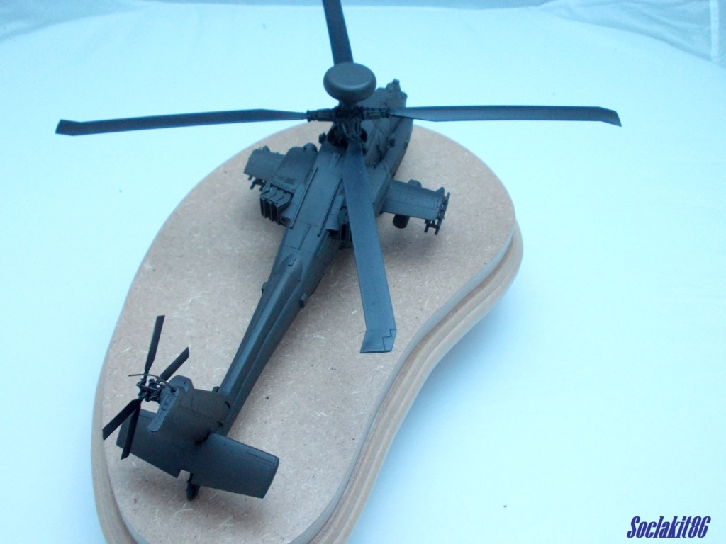 AH-64D Apache Longbow ( Hasegawa 1/48 ) M2916