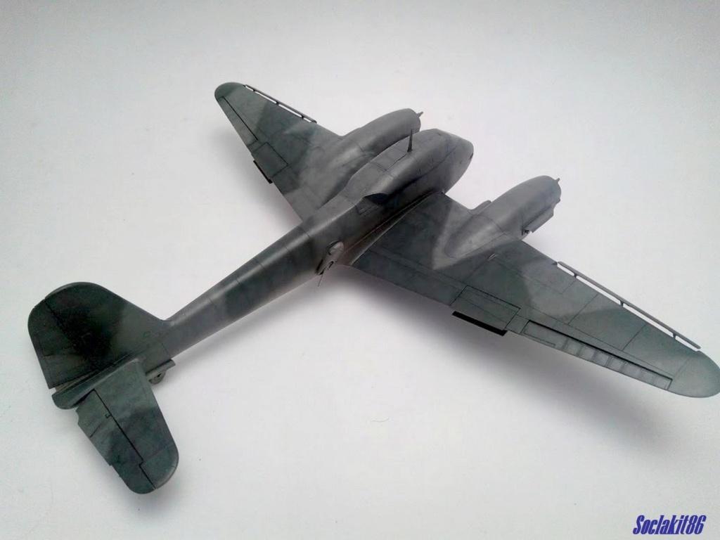 Me 410 B-2 / U-2 / R-4 Hornisse (Revell 04533 1/48) M2919