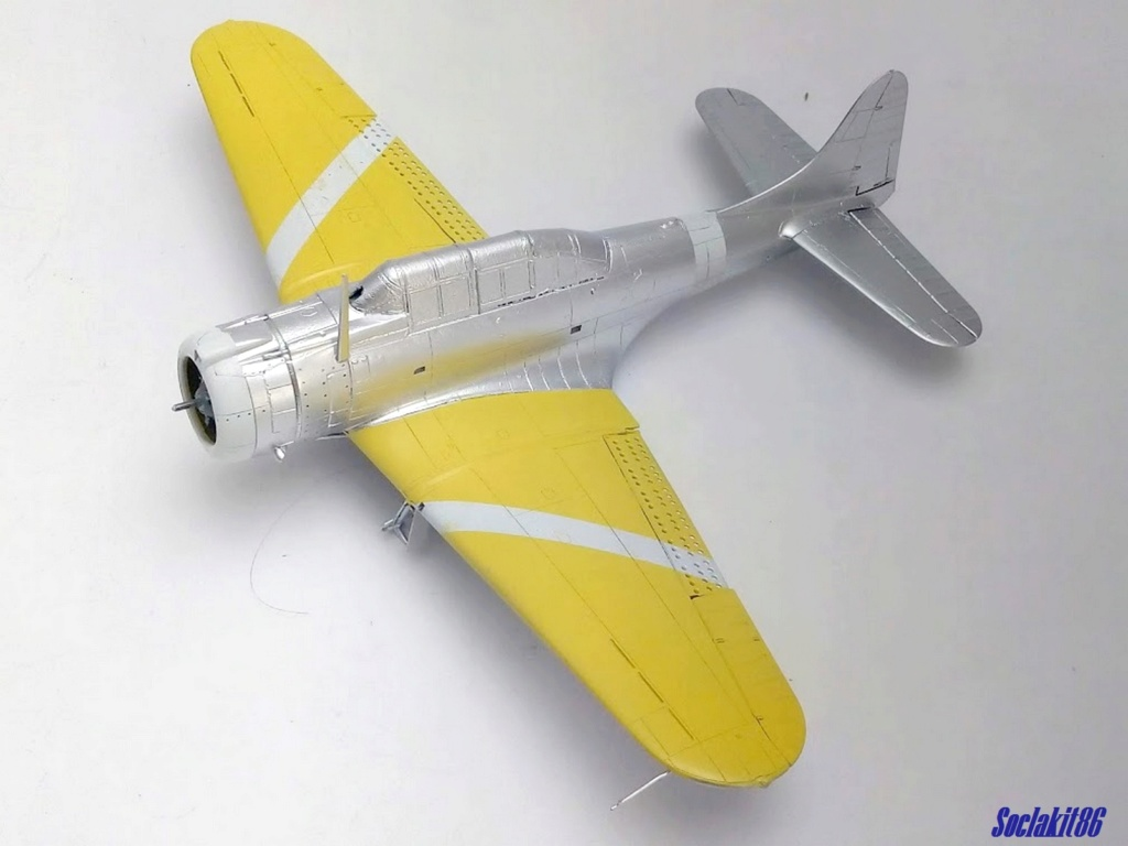 "Douglas SBD-1 Dauntless (Accurate Miniature 1/48) ""The US Marines Corps Golden Wings"" - Page 3 M2921"