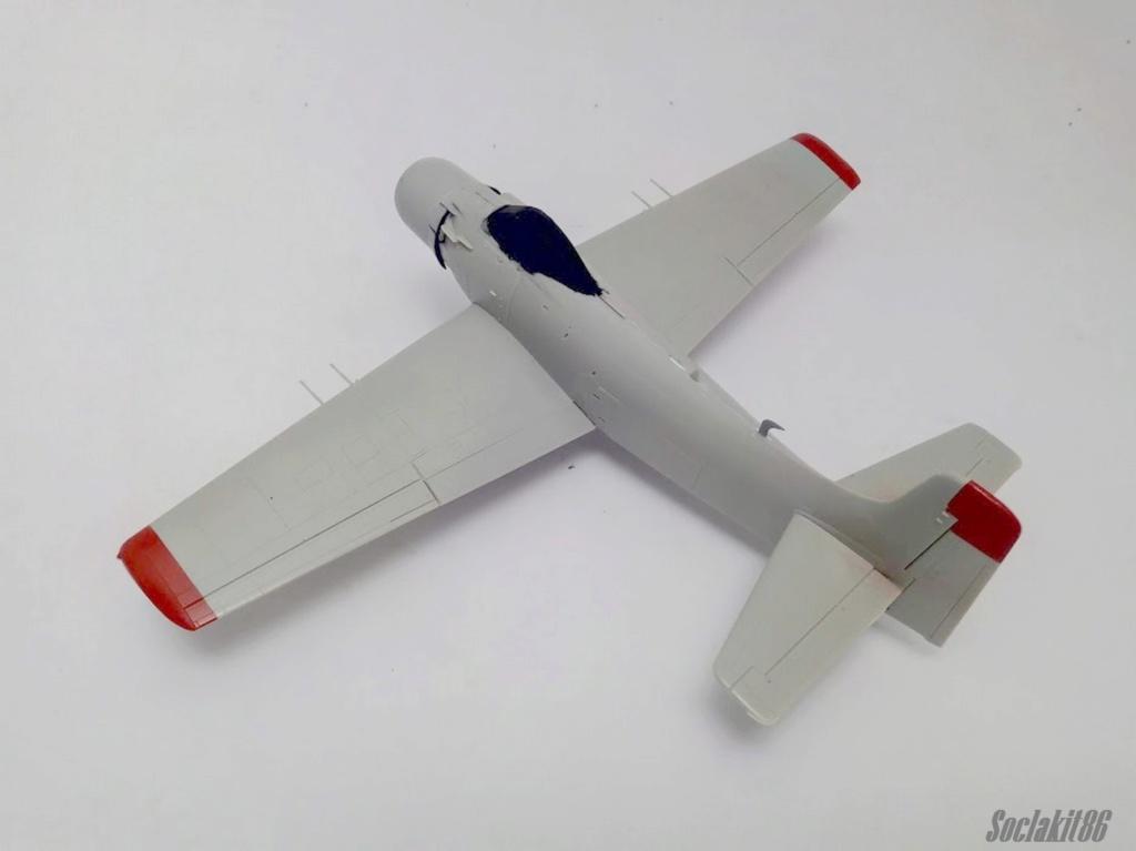 AD-4 Skyraider n°123895 /SFERMA 110 de l'EC 3/20  (Tamiya 1/48) - Page 2 M2924