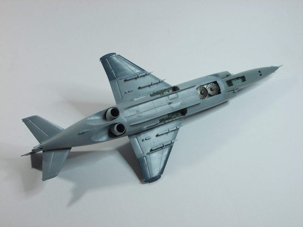 Yak-38M Forger A ( Hobby Boss 80362 1/48 ) ... - Page 3 M3011