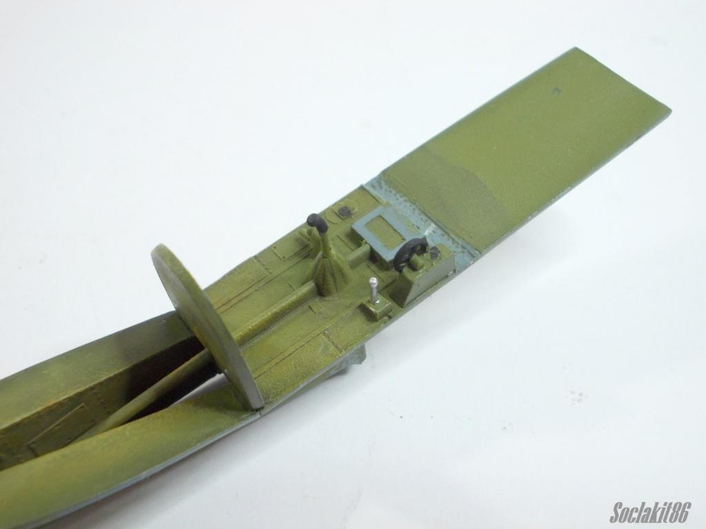Bell P-400 aux couleurs Russes ( Eduard 1/48) M3014