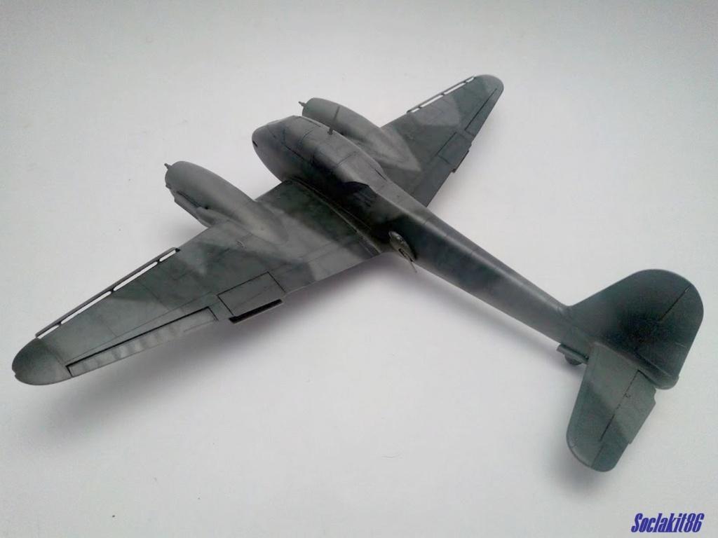 Me 410 B-2 / U-2 / R-4 Hornisse (Revell 04533 1/48) M3020