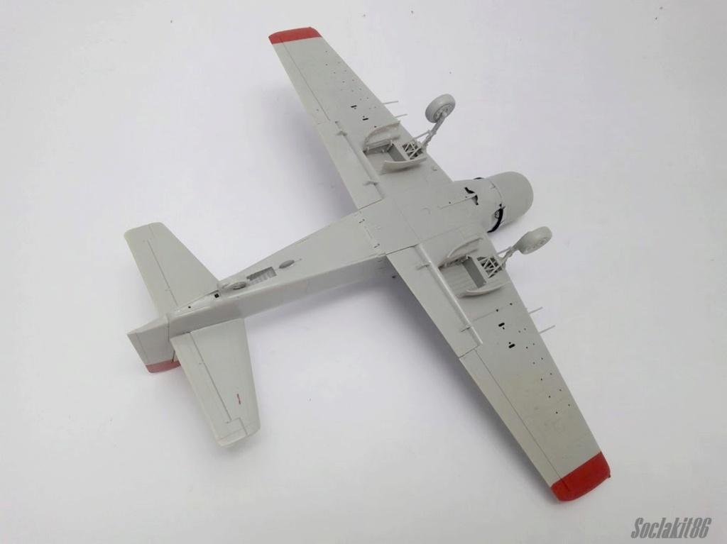 AD-4 Skyraider n°123895 /SFERMA 110 de l'EC 3/20  (Tamiya 1/48) - Page 2 M3026