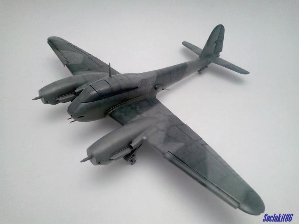 Me 410 B-2 / U-2 / R-4 Hornisse (Revell 04533 1/48) M3119