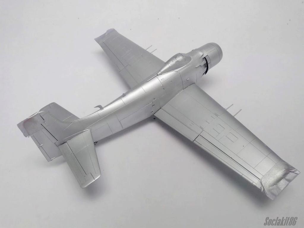 AD-4 Skyraider n°123895 /SFERMA 110 de l'EC 3/20  (Tamiya 1/48) - Page 2 M3124