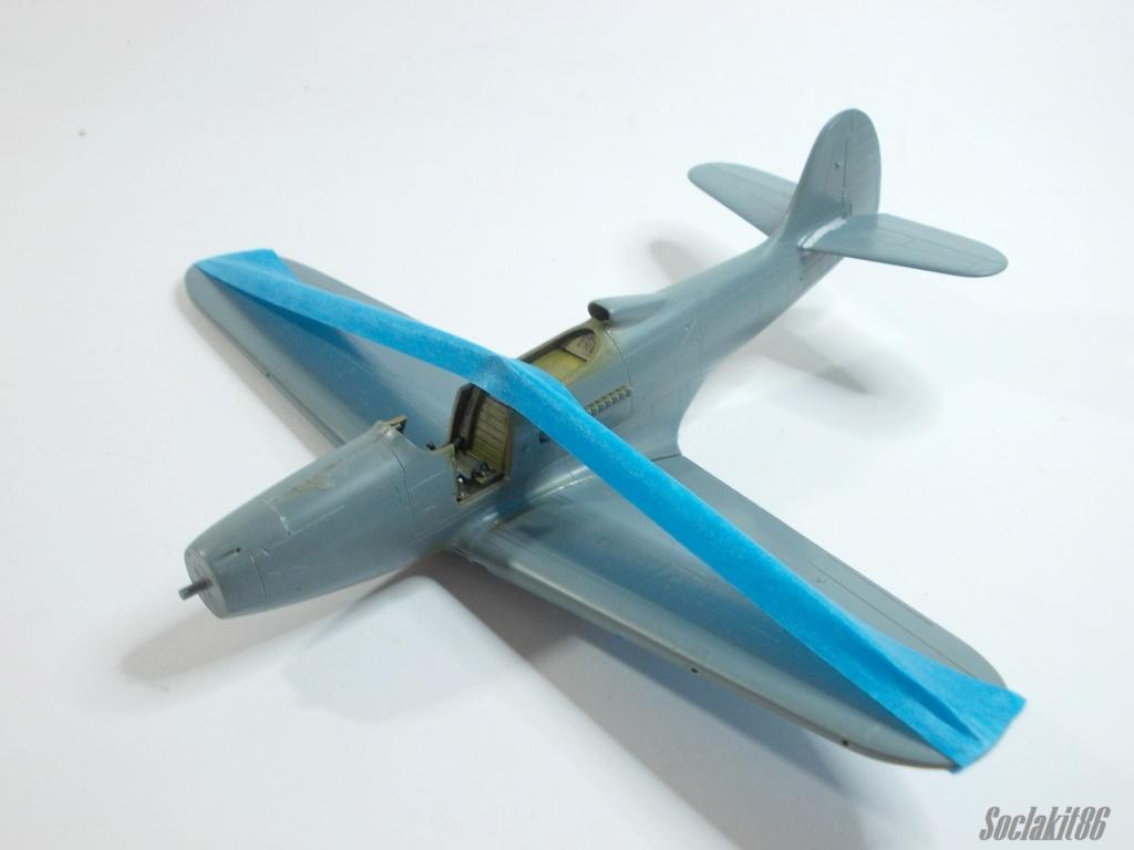 Bell P-400 aux couleurs Russes ( Eduard 1/48) M3214