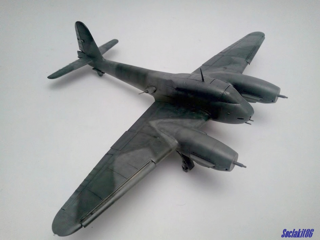 Me 410 B-2 / U-2 / R-4 Hornisse (Revell 04533 1/48) M3219
