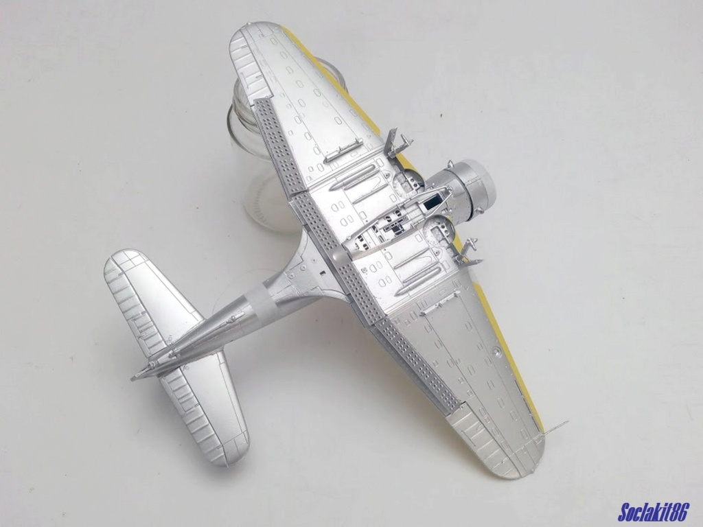 "Douglas SBD-1 Dauntless (Accurate Miniature 1/48) ""The US Marines Corps Golden Wings"" - Page 3 M3221"