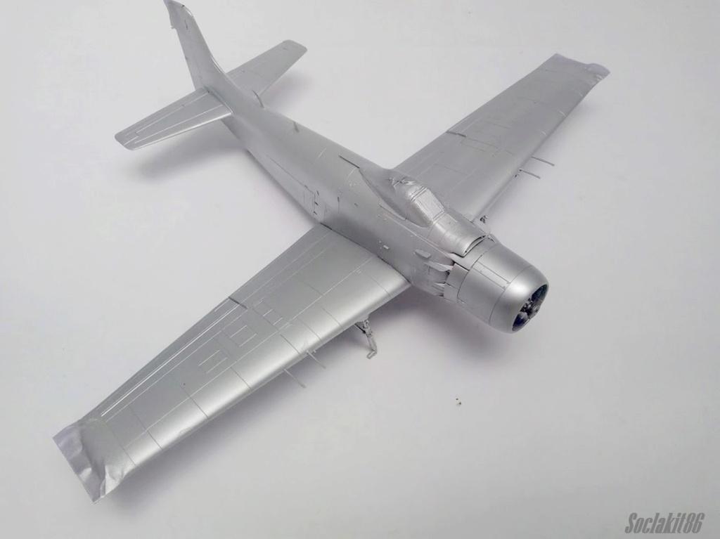 AD-4 Skyraider n°123895 /SFERMA 110 de l'EC 3/20  (Tamiya 1/48) - Page 2 M3223