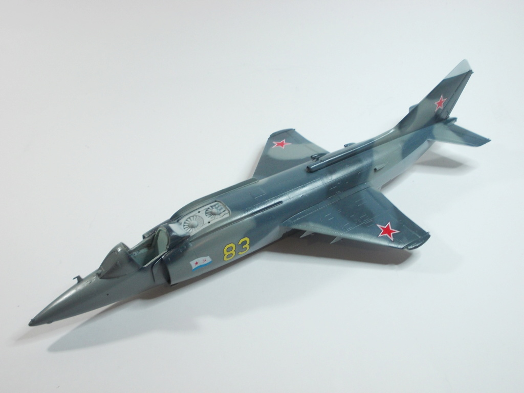Yak-38M Forger A ( Hobby Boss 80362 1/48 ) ... - Page 3 M3310