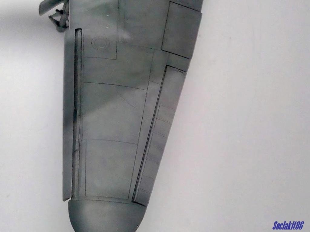 Me 410 B-2 / U-2 / R-4 Hornisse (Revell 04533 1/48) M3318
