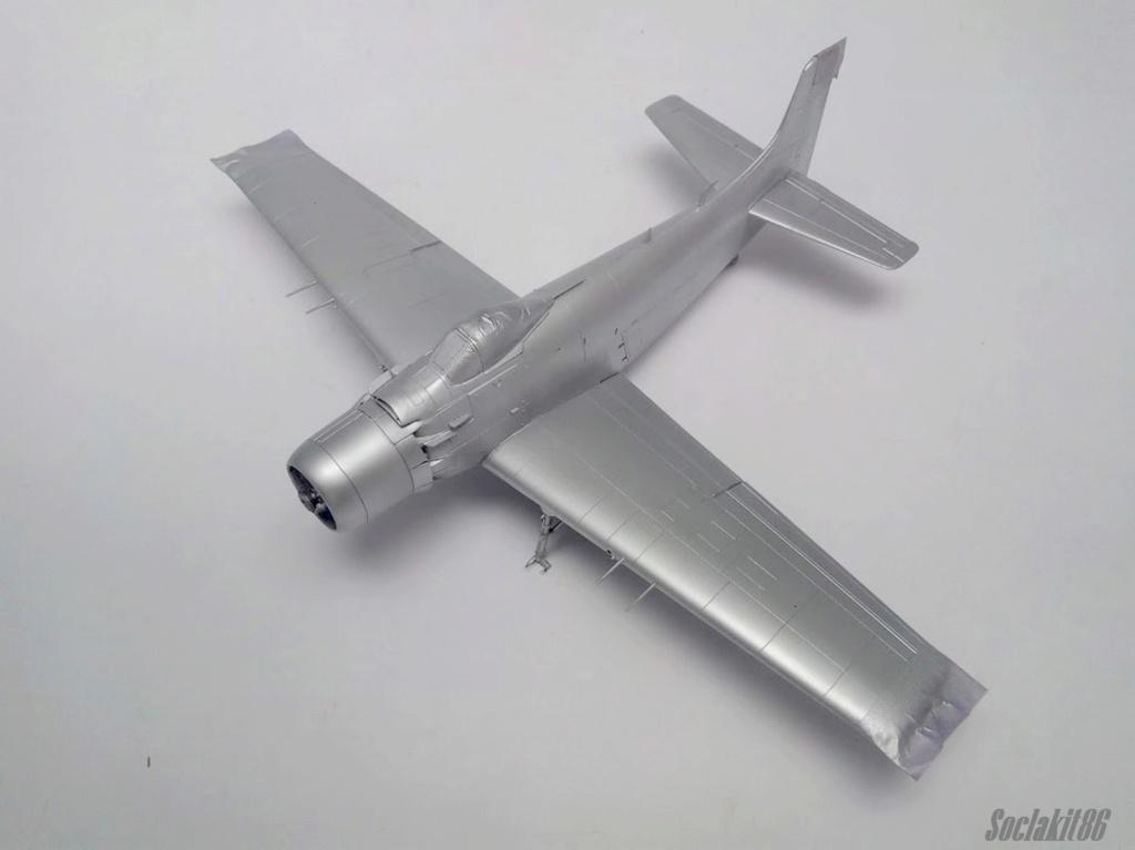 AD-4 Skyraider n°123895 /SFERMA 110 de l'EC 3/20  (Tamiya 1/48) - Page 2 M3322