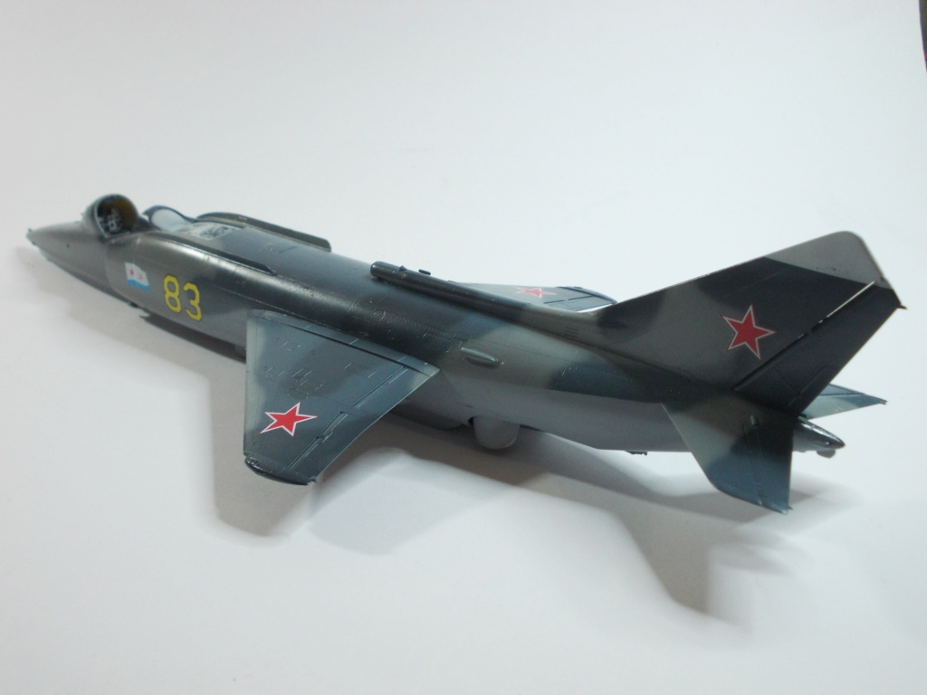 Yak-38M Forger A ( Hobby Boss 80362 1/48 ) ... - Page 3 M3410