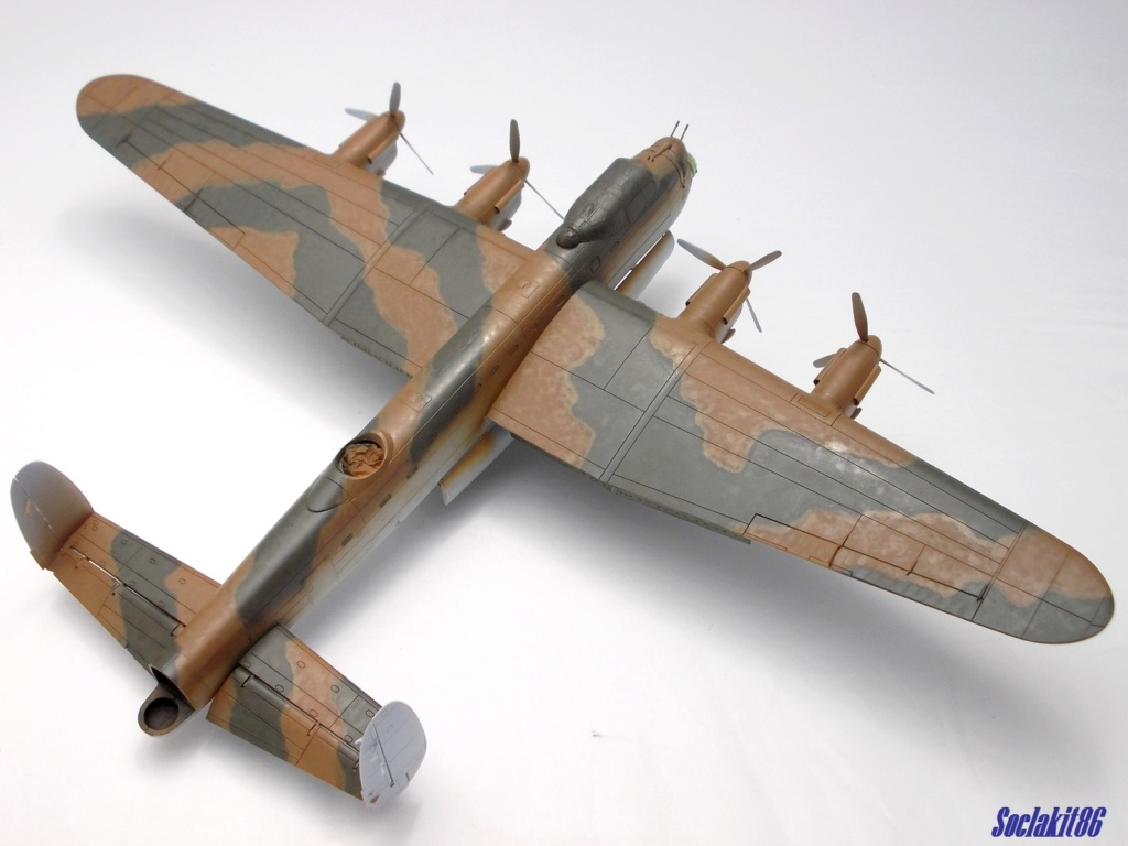 "Avro Lancaster B mark 1 ""RF128 - QB°V - Victorious Virgin "" ( Airfix 1/72 ) - Page 2 M3415"