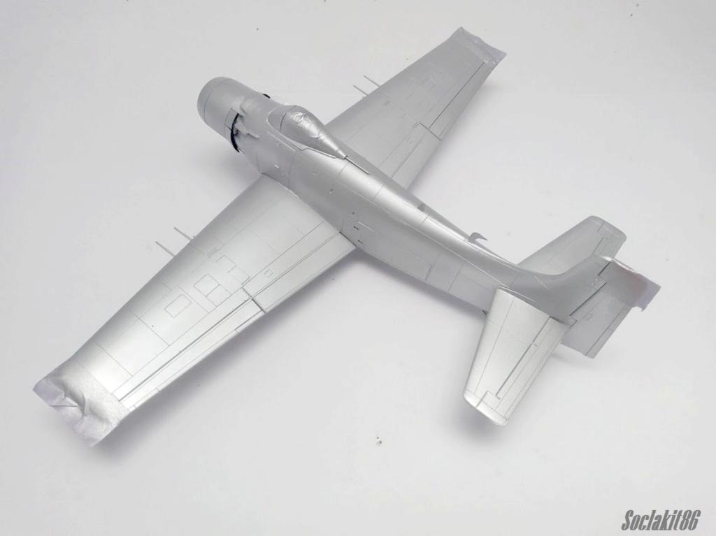 AD-4 Skyraider n°123895 /SFERMA 110 de l'EC 3/20  (Tamiya 1/48) - Page 2 M3422