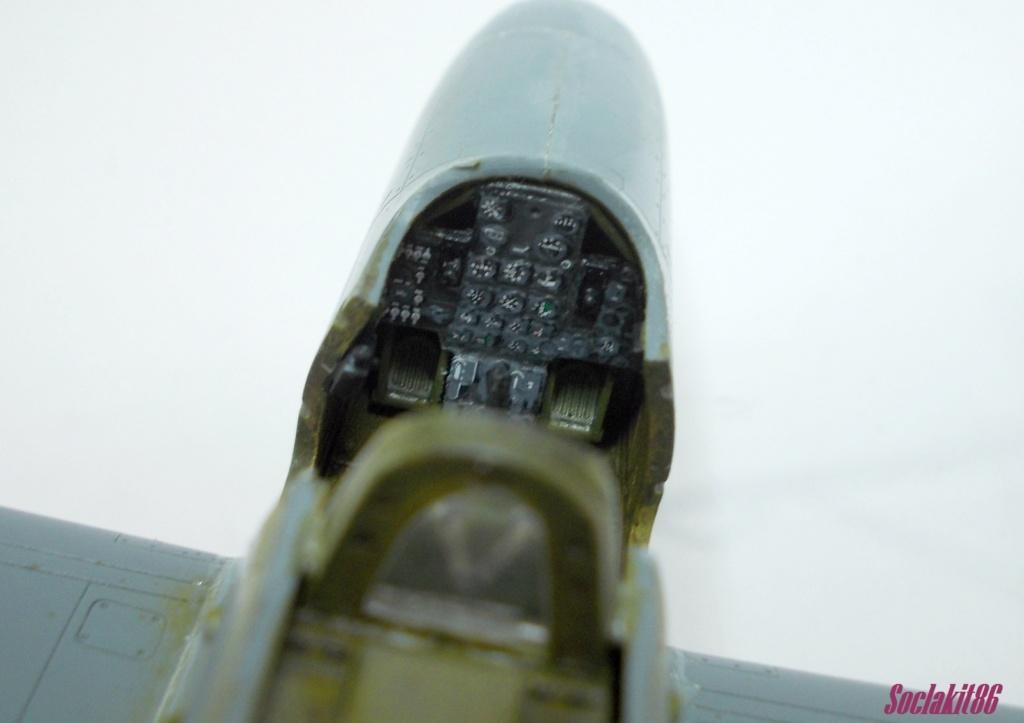Bell P-400 aux couleurs Russes ( Eduard 1/48) - Page 2 M3513