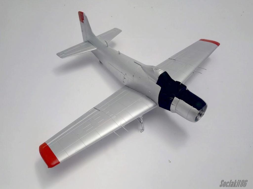 AD-4 Skyraider n°123895 /SFERMA 110 de l'EC 3/20  (Tamiya 1/48) - Page 2 M3523