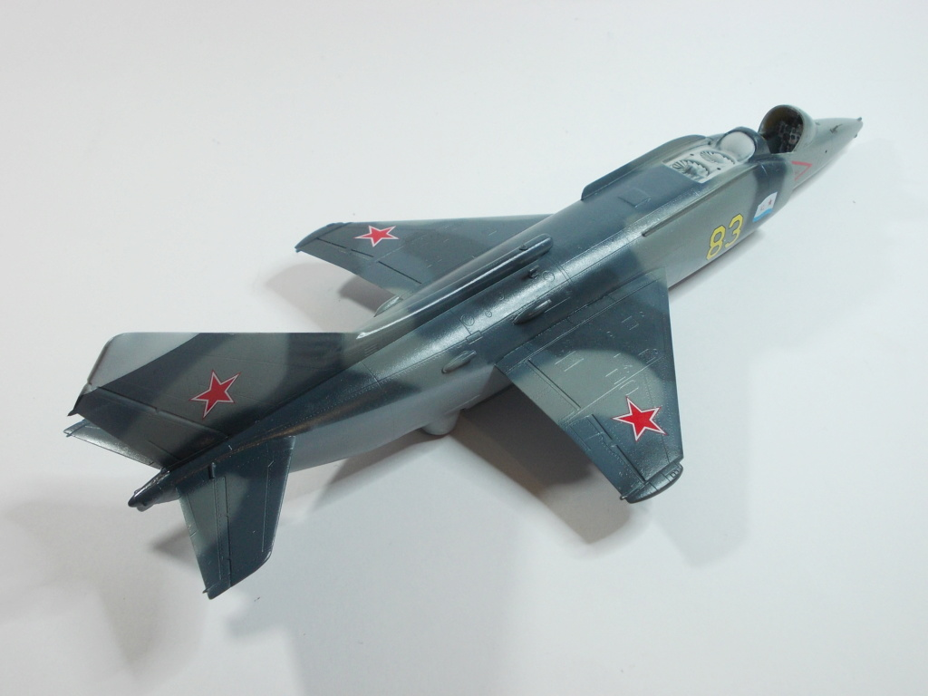 Yak-38M Forger A ( Hobby Boss 80362 1/48 ) ... - Page 3 M3611