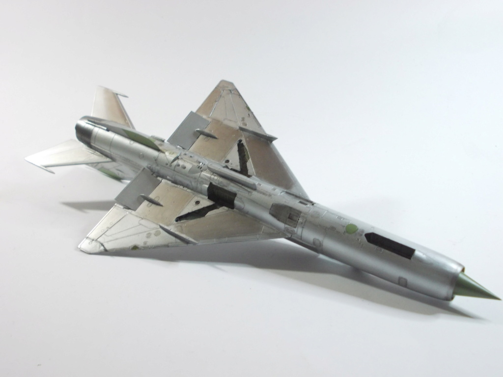 MiG-21 RFMM Izdeliye 94A Fishbed F ( Eduard + Bidouille 1/48 ) - Page 2 M3613