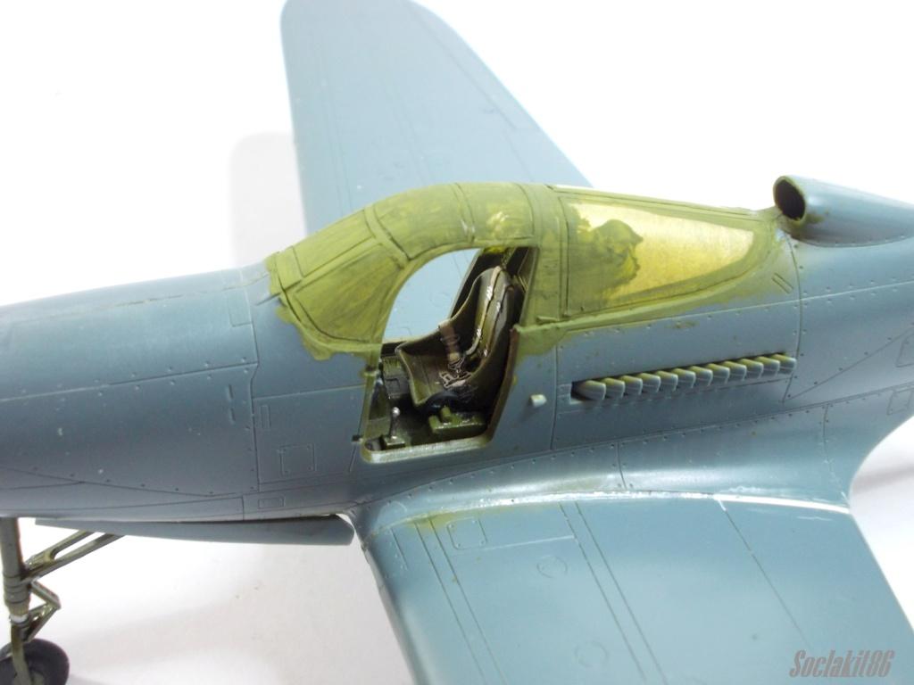 Bell P-400 aux couleurs Russes ( Eduard 1/48) - Page 2 M3614